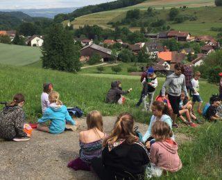 Dorfführung Baldingen-Böbikon