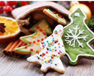 Einladung in die Weihnachtsbäckerei