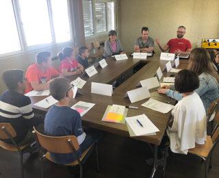 SchülerInnenrat trifft Gemeinderat